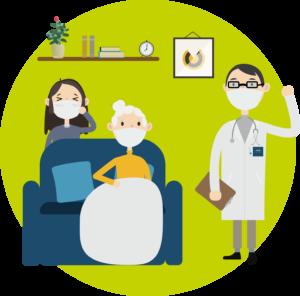 Visite specialistiche a domicilio a Bologna - Centro Medico Galilei