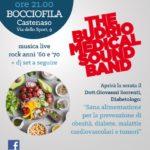 The Budrio Medical Sound Band in concerto alla Bocciofila di Castenaso - venerdì 25 maggio 2018